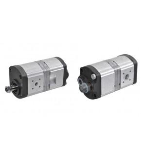 2018-HY12 Pompa hydrauliczna Case 11+8cm,0510565330, 0510565361, 0510565395,3223932R93,
