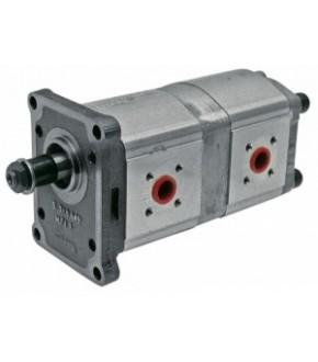 2018-HY15  Pompa hydrauliczna 19+14 cm3 David Brown,K310386, K952465, 3405432R91