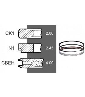 7030-ZN144 Pierścienie