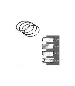 5030-ZN164 Pierścienie 4szt 105mm