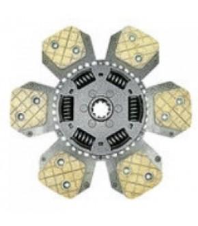 1011-SP6 Tarcza sprzęgła John Deere 2040,2140,3140,3340, 327mm Z-10