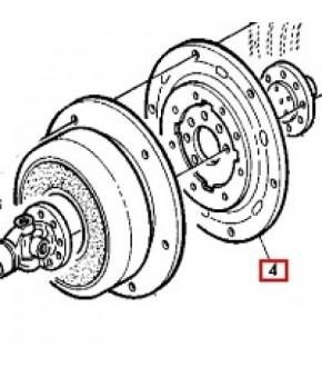 1011-SP27 Tłumik drgań sprzęgła