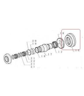 2013-SK27  Synchronizator Case MX/New Holland TM 5189251