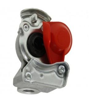 2014-HA115 Złączka pneumatyczna czerwona M16x1,5