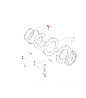 7014-HA18 Oring cylindra hamulcowego 259,60mm