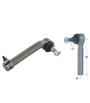 1017-UK1Końcówka kierownicza 260mm Lewa, AL110887, AL116740, AL168708,