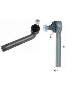 1017-UK2 Końcówka kierownicza 260mm Prawa, AL110886, AL116741, AL168709,