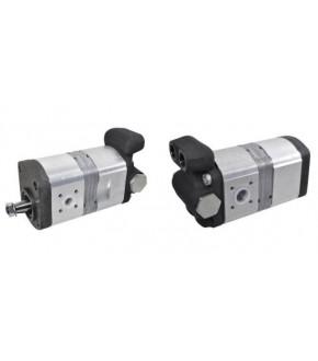 2018-HY13 Pompa hydrauliczna Case 8+8cm,3401189R94,1986962C1,0510465339,
