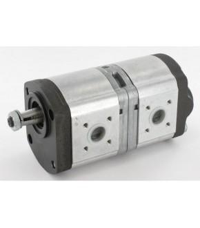 2018-HY14 Pompa hydrauliczna Case 11+8cm,0510565365, 89880C91,