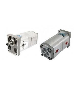 2018-HY17 Pompa hydrauliczna David Brown 15+11cm3 ,K916535, K954263,