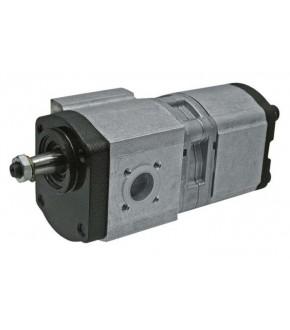 3018-HY2 Pompa hydrauliczna 19+11cm3 Massey Ferguson,3382280M1,3616060M1, 6005019352, 0510665389,