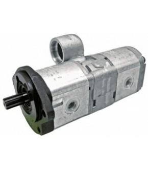 3018-HY3 Pompa hydrauliczna 18+14cm Massey Ferguson, 0510665120,3800195M91, 3816910M91,