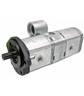 3018-HY4 Pompa hydrauliczna 22,5+18cm Massey Ferguson,0510765044,3800196M91, 3816911M91,