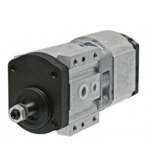 3018-HY13 Pompa hydrauliczna 19+14cm3 Massey Ferguson, Renault,3797116M1, 0510665440,