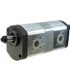 4018-HY4 Pompa hydrauliczna 16+14 cm3 Fendt,Deutz,0510665381,0510665341,0510665366,04311475, 04345365,