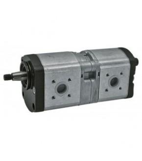 4018-HY7 Pompa hydrauliczna 16+11cm3 Deutz-Fahr ,0510565393, 0510665316, 0510665329, 0510665335, 0510665367, 0510665382