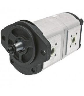9018-HY1 Pompa hydrauliczna 16+11cm3 Renault,7700013007, 7700020957, 7700021767, 7700028033,
