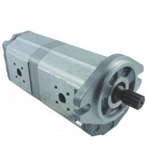 9018-HY6 Pompa hydrauliczna 22+22cm3 Reault,69565128, 7700057296, 0510765354, 0510765396
