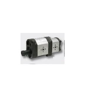 1118-HY1 Pompa hydrauliczna 32+11cm3 Valtra,Valmet,0510767317, 0510767318, 33664100