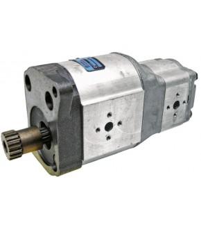 1118-HY2 Pompa hydrauliczna 23,5+6cm3 Renault,31852310, 34306100