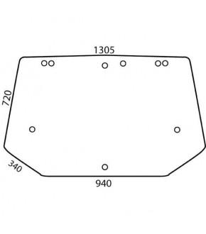 2020-KA41 Szyba tylna zielona Case,82005316,82014988,5178304