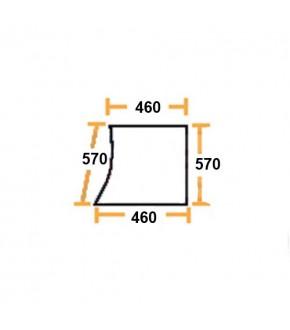 9020-KA1 Szyba przednia dolna lewa Renault,7700.062.365, 7700062365,