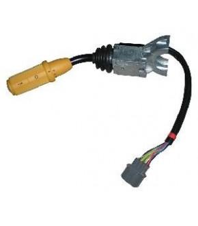 K10-61 Przełącznik świateł kierunkowskazów wycieraczek JCB,701/37702, 70137702,