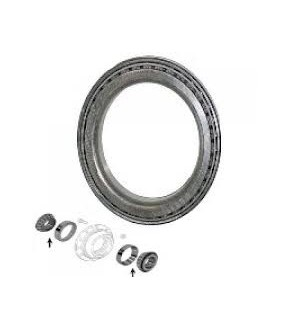 K10-77 Łożysko piasty koła 108mm JCB,907/52200 ,NP823007/NP735186,
