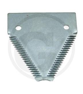 Nożyk kosy górnie ryflowany,Case,New Holland,84429103