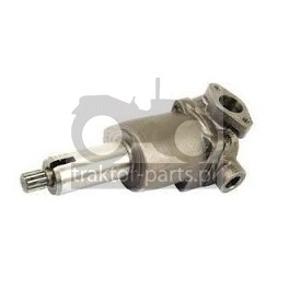3060-POS3 Pompa oleju silnika A6,354 Krótki wałek