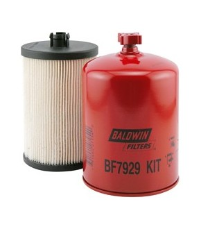 1020-FP23 Kpl. Filtrów paliwa