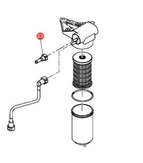 2070-UP48 Złączka przewodów paliwowych