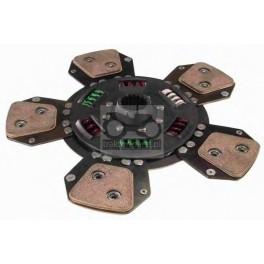 2011-SP25 Tarcza sprzęgłowa Case CS,290mm Case,David Borwn, Sprzęgło