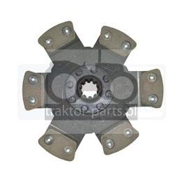 5011-SP15 Tarcza Sprzegla Fendt, 250mm Z-10 F269101100010 Sprzęgło