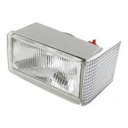 2010-1964878C2 Lampa przednia lewa Case,1964878C2, 1964884C2 Case,David Borwn, Lampy oświetlenie
