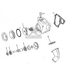 1090-PW23 Zestaw naprawczy pompy wody,AR98840, RE13031, RE23295, RE24773, RE524397, RE524406,