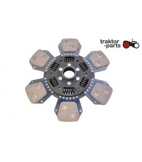 8011-SP4 Tarcza Sprzęgła Same Antares,Silver, 335018610,00085596310,348mm,21Z