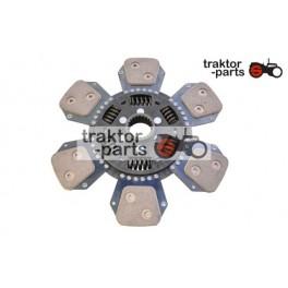 8011-SP4 Tarcza Sprzęgła Same Antares,Silver, 335018610,00085596310,348mm,21Z Główna