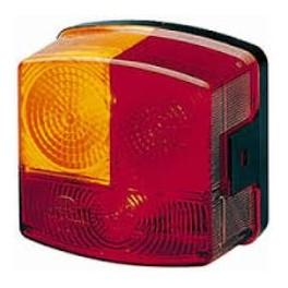 4010-04389594 Lampa Tylna Lewa Deutz Fahr Lampy oświetlenie