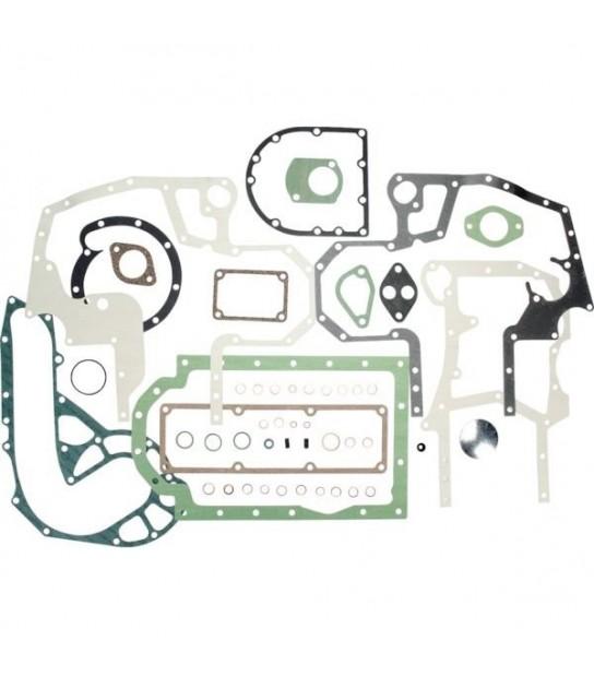 Zestaw uszczelek dół silnika Case,3136802R99,31326802R98, 3136802R98 Case,David Borwn, Uszczelki silnika
