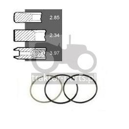 2030-ZN27 Pierścienie 102mm x2,85x2,35x4,
