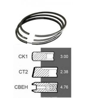 2030-ZN30 Pierścienie 98,42mm x3,00x2,38x4,76mm