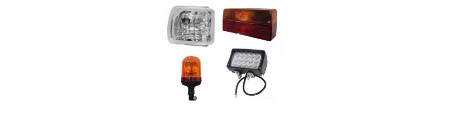 Lampy . oświetlenie
